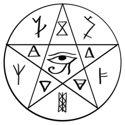 Episode 1 - scrying pentacle