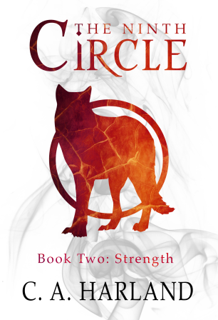 The Ninth Circle - Book 2- Strength front
