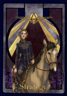 Virginia au Augustus (Mustang) - Red Rising