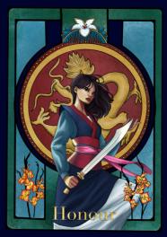 Fa Mulan - Disney
