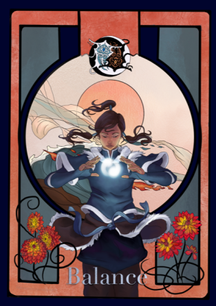 Avatar Korra - The Legend of Korra